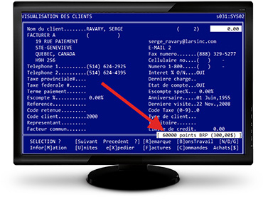 LARS Software Interface