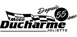 Logo de Moto Ducharme