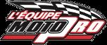 Logo de L'Équipe Moto Pro